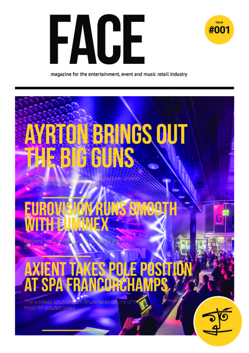 Face Magazine Issue 001