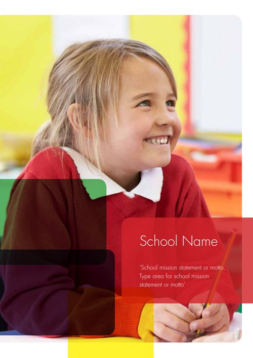 Fun Colours Prospectus - Greenhouse School Websites