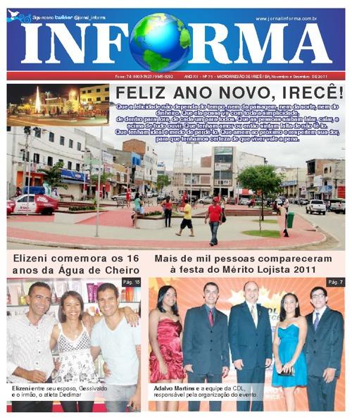 Jornal Informa Edição 76