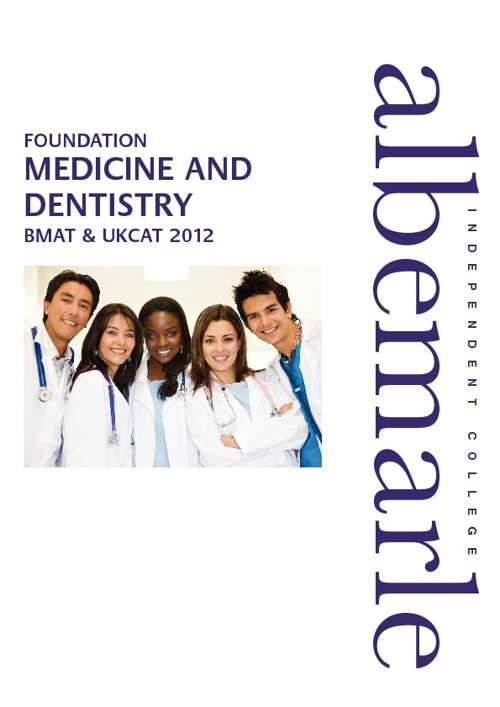 Albemarle Medicine & Dentistry 2012