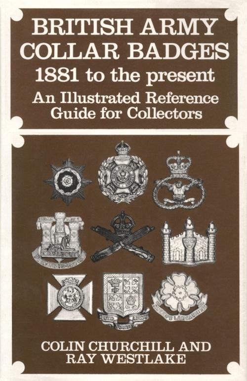 British Army Collar Badges