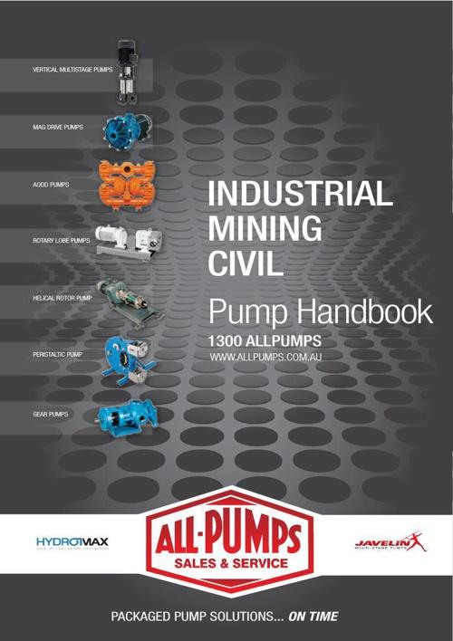 Industrial Mining Handbook Teaser