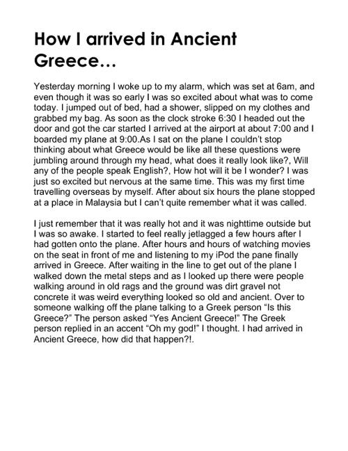 Ancient Greece flipbook