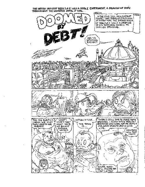 Doomed By Debt