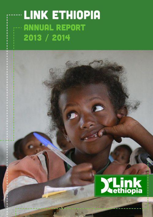Link Ethiopia Annual Report 2013 2014