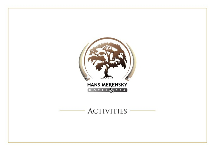 Activity Brochure