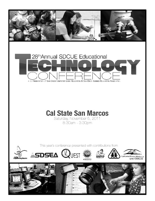 SDCUE Educational Technology Conference 2011