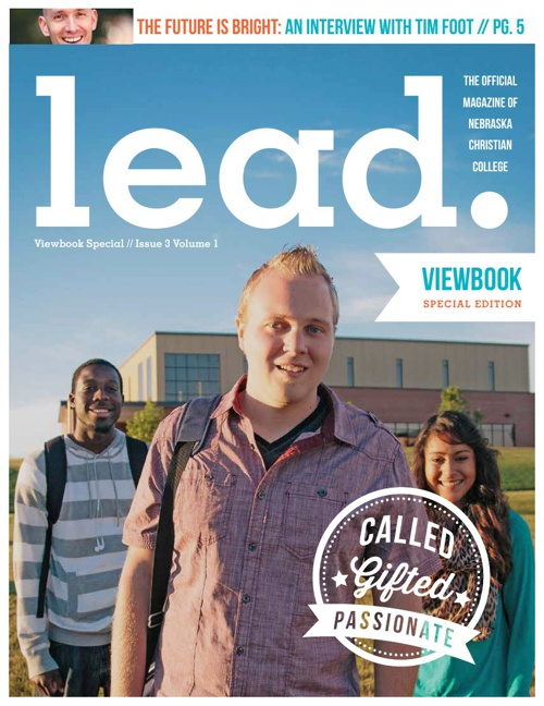 Lead Magazine, Vol. 1, Issue 3
