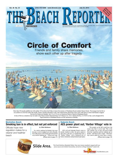 The Beach Reporter | 7-24-14