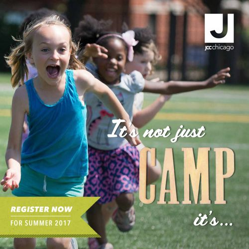 JCC Apachi J Camp Summer Guide