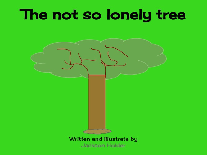 Not so lonely Tree
