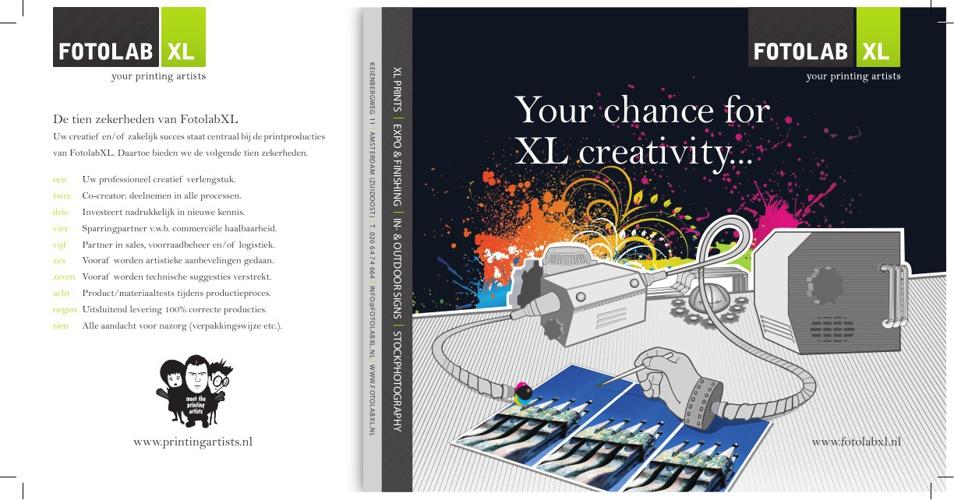 Foto Lab XL Info
