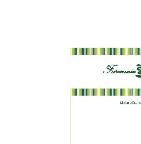 Brochure Farmacia Langone