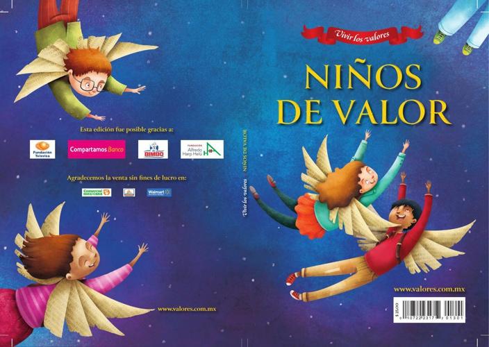 Libro Niños de Valor 2013