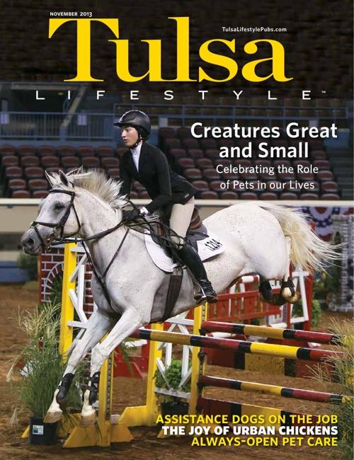 Tulsa Lifestyle November 2013