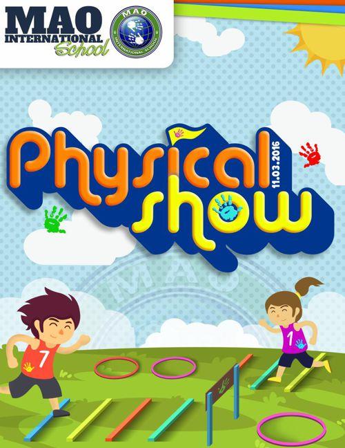 REVISTA PHYSICAL SHOW