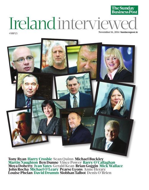 SBP Interviews Magazine 16-11-2014