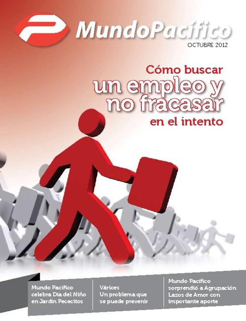 Revista Mundo Pacifico - Octubre 2012