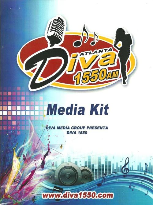 Media Kit Diva1550am Atlanta Spanish