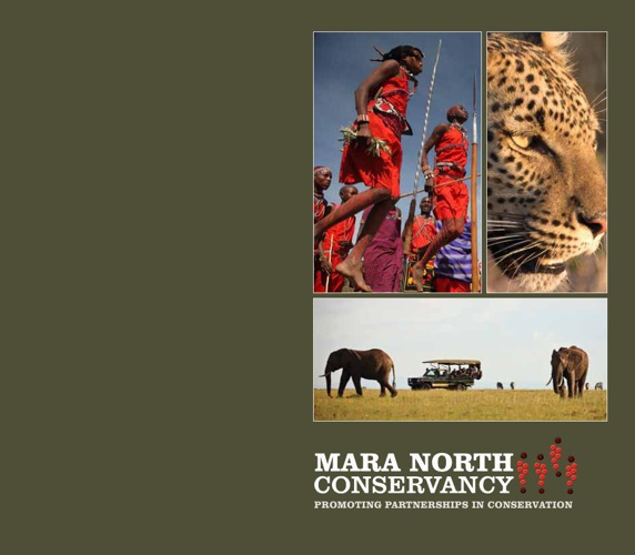 Mara Norh Conservancy Brochure