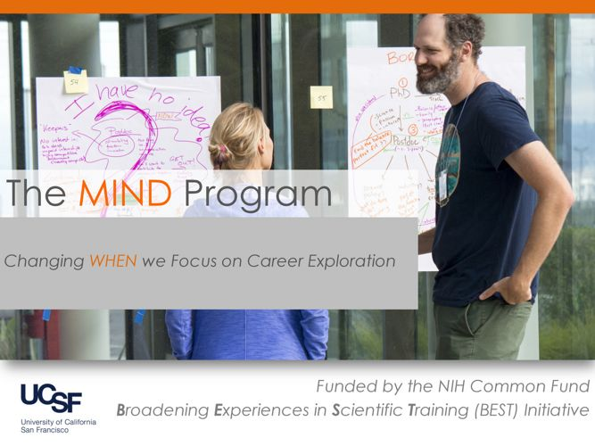 The MIND Program at UCSF