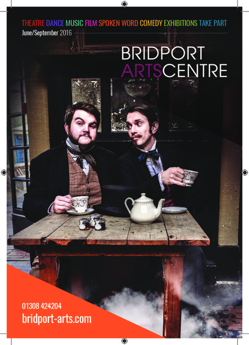 Bridport Arts Centre Summer Programme