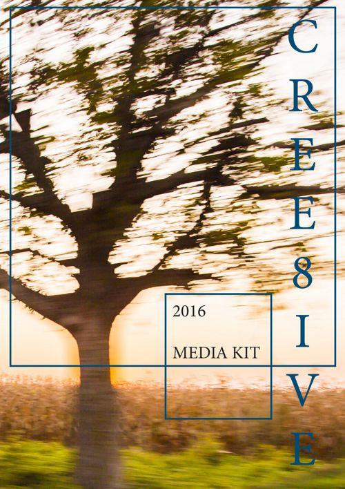 CREE8IVE Media Kit