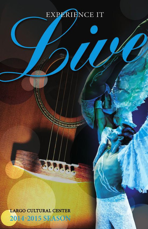 2014-2015 Largo Cultural Center Season Brochure