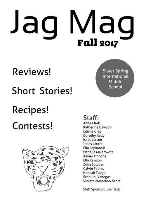 JagMag Fall 2017