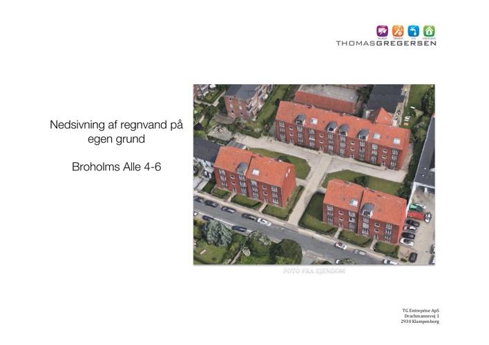 Broholms Alle 4-6 - Præsentation