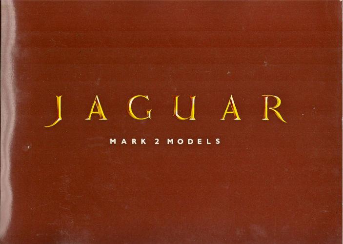 Jaguar Mark 2 Models