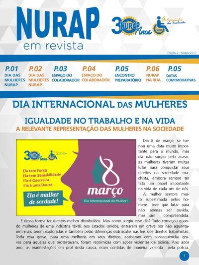 NURAP em REVISTA_Edição 2_Março