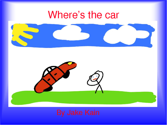 wheres the car
