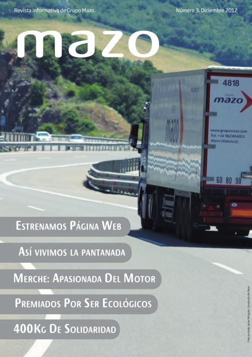 Numero 3. Revista Grupo Mazo