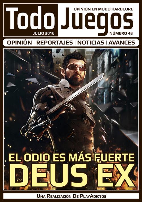 Revista TodoJuegos N°48