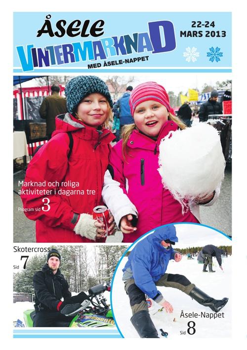Vintermarknadstidning 2013