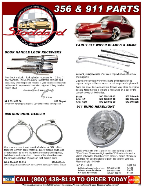 May 2012 Flyer