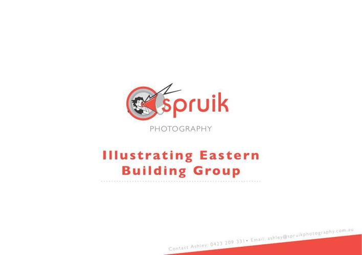 Illustrating Eastern Building Group