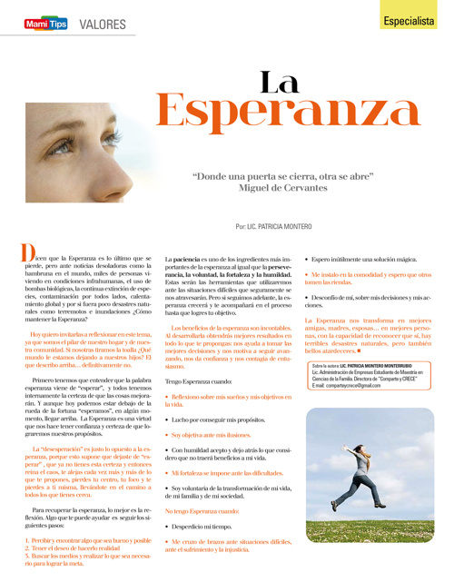 REVISTA MAMI TIPS Oct/Nov 2013