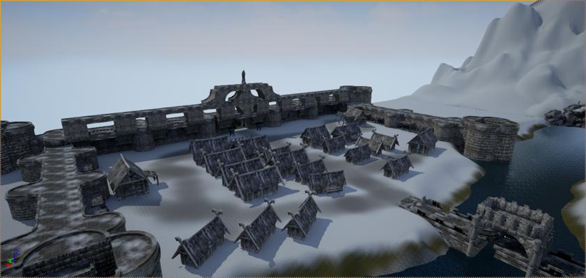 Villageprogress2
