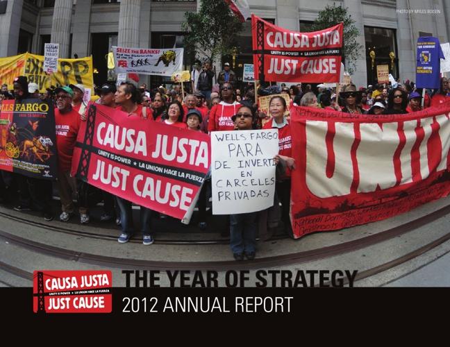 CJJC 2012 Annual Report