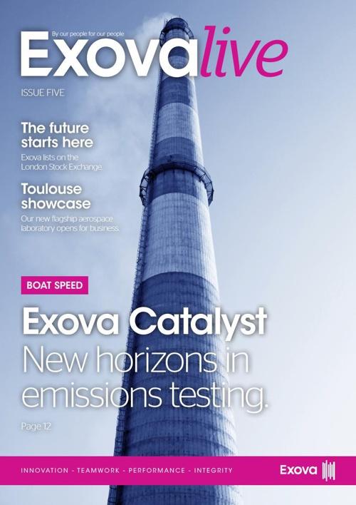 ExovaLive - Issue 5 2014