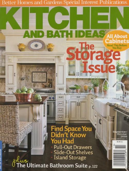 Kitchen and Bath Ideas, 2008