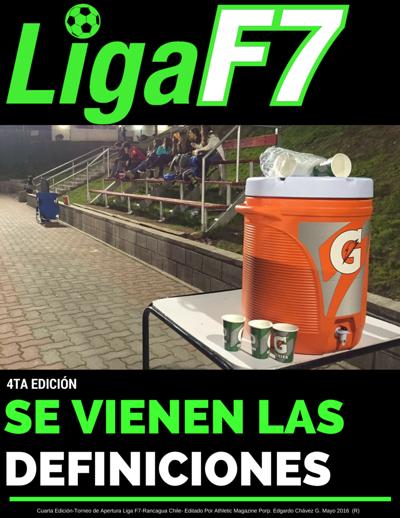 LigaF7 4TA EDICIÓN