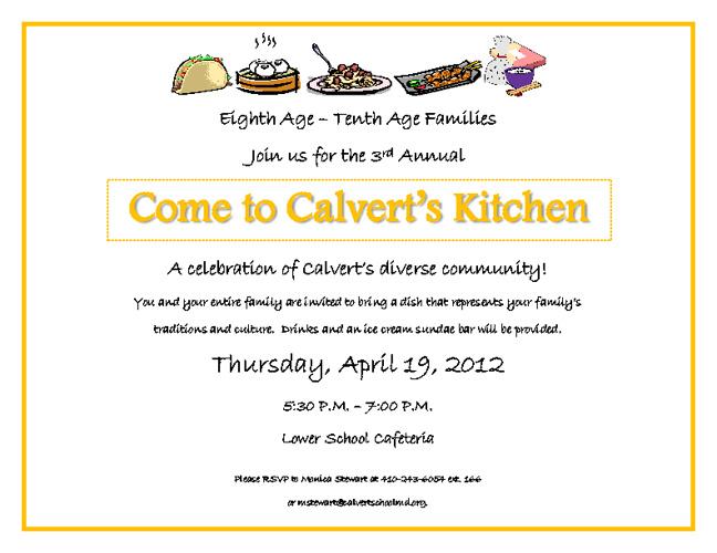 Calvert Kitchen
