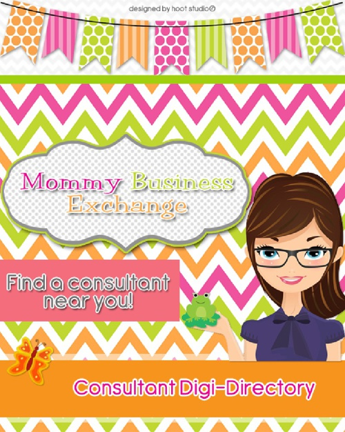 Mommy Business Exchange Consultant Directory