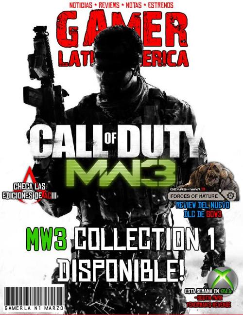 Gamer Latinoamerica #1