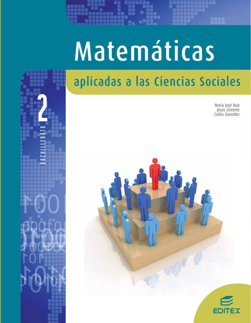 Editex 2º Bachillerato CCSS II