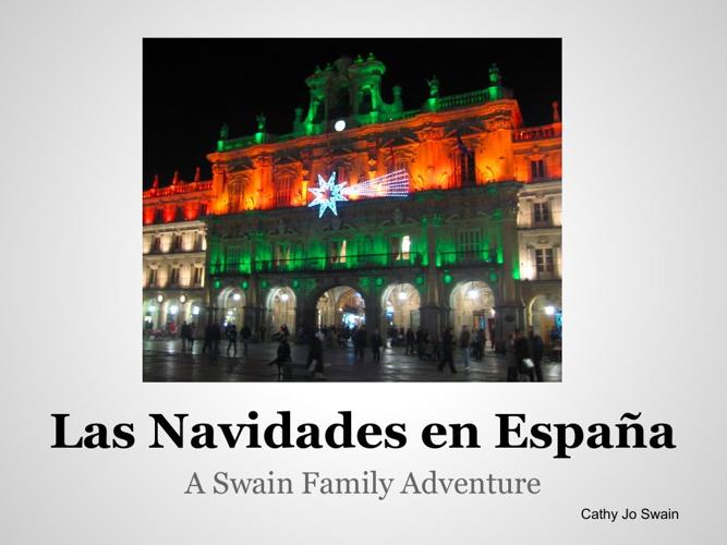 Copy of Navidades en España