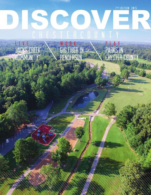Discover Chester County 2015